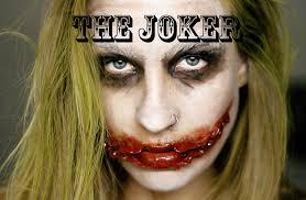 the joker gore makeup tutorial youtube