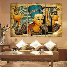 egyptian decorations for home white shade wooden coffee table