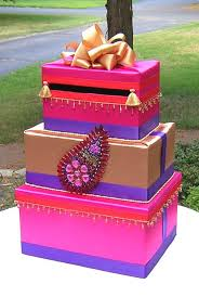 indian wedding gift box indian wedding card gift box ideas lading for