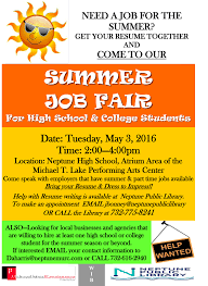 Resume For Summer Job College Student by Summer Job Fair For High U0026 College Students Neptune Township