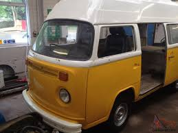 mitsubishi fuso camper t2 camper van late bay window
