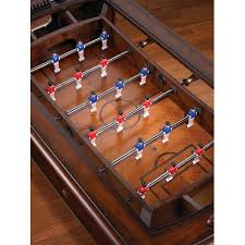 chicago gaming company foosball table chicago gaming signature foosball coffee table model 0110
