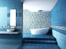 tiles for bathroom walls ideas ideas for bathroom walls instead of tiles blue bathroom wall tile