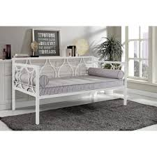 Single Metal Day Bed Frame Daybeds Metal Daybed Frames Iron Daybeds Size Black