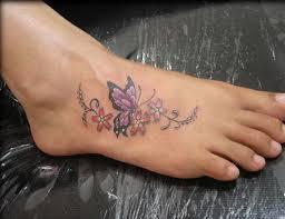splendid foot butterfly tattoos 5 tattoos pinterest
