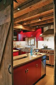 Rustic Modern Kitchen by Best 20 Rustic Chic Kitchen Ideas On Pinterest Country Chic