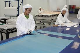 certified aerospace composites facility fabrication of aerospace