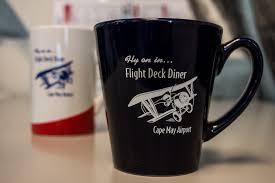 about flight deck diner