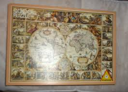 Antique World Map by File Antique World Map Jigsaw Puzzle 1 Jpg Wikimedia Commons