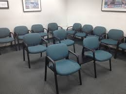 not running a hospital who needs a waiting room