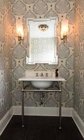 gorgeous wallpapered bathrooms pattern bathroom wallpaper