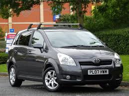 used toyota verso sr for sale motors co uk