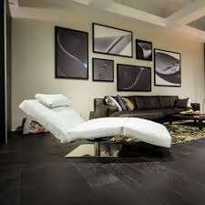 Modern Furniture Stores In Dallas by Around The Store Zeta Chaise At Our Natuzzi Italia Shop In Shop