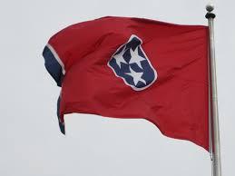 Tennesse Flag File West Tn State Veterans Cemetery Memphis Tn Entrance Tn Flag 2