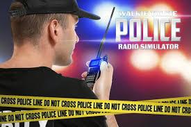 police walkie talkie radio sim android apps on google play