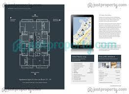 Class A Floor Plans by West Avenue Floor Plans Justproperty Com