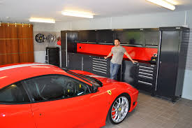 build garage cabinets cheap home design ideas plans clipgoo designer garage interiors the new must have just like superyachts i toured at monaco yacht show