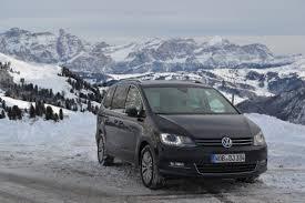 volkswagen sharan review and photos