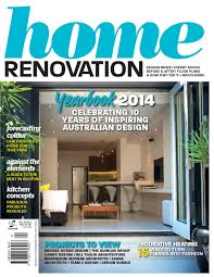 home renovation vol 10 no 1 2014 by renovate issuu