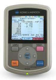 color spectrometer cm 600d spectrophotometer konica minolta measuring instruments