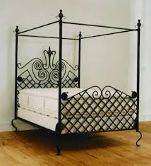 Gothic Style Bed Frame by Best Gothic Metal Beds Charming For Curtain Decorating Ideas Fresh