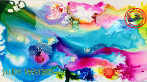 fine art tips with judy waters on colour in your life learn resin