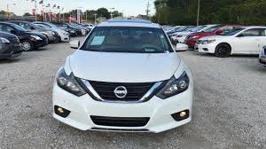 Nissan Altima 2016 - used one owner 2016 nissan altima 3 5 sl chicago il western