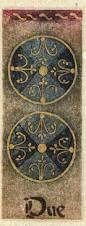 Pentacle Rug Two Of Pentacles Tarot Card Meaning Symbolism And Interpretation