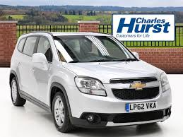 used chevrolet orlando cars for sale with pistonheads