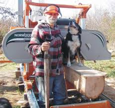 portable sawmills for woodworkers woodworking network