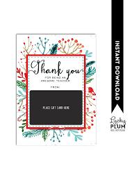 printable christmas targets target gift card holder teacher thank you card christmas