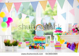 baby shower colors for a girl baby shower party stock images royalty free images vectors