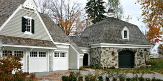 Cottage Style Garage Doors by Designer Doors