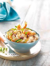 cuisiner konjac shirataki de konjac aux courgettes et chignons savoir cuisiner fr