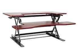 Height Adjustable Corner Desk by Amazon Com Halter Ed 258 Preassembled Height Adjustable Desk Sit