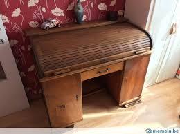 bureau en bois ancien meuble bureau secretaire bois ancien a vendre 2ememain be