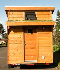 an affordable tiny house design to take off the grid or into the