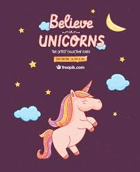 believe in unicorns with this amazing freebie collection of