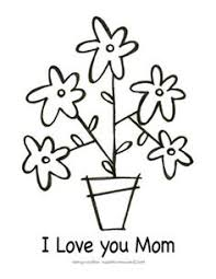 coloring pages mothers day flowers mothers day coloring pages grandma mother s day printables
