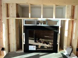install a fireplace insert cost to install direct vent gas with installing a gas fireplace insert