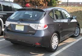 2016 subaru impreza hatchback grey subaru impreza generations technical specifications and fuel economy