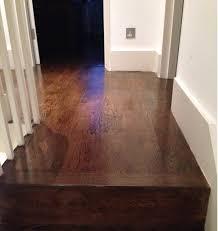 revitalising wood floors or sand seal