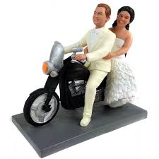 and chain cake topper wedding cake toppers motorcycle the various choices of