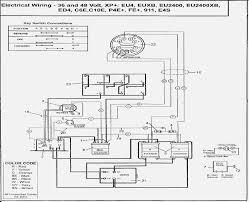 1995 ez go wiring diagram wiring schematics and wiring diagrams
