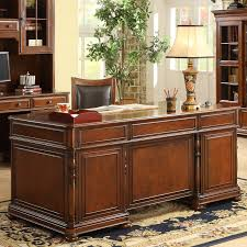 Home Office Executive Desk Riverside Bristol Court Executive Desk Hayneedle