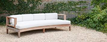 Curved Patio Sofa Curved Outdoor Sofa Decorative Patio Furniture Cover With Stylish