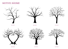 wedding tree wedding tree classic wedding tree gästebuch individuell