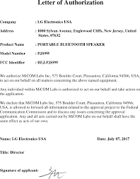 Letterhead Cover Letter Pjs9w Portable Bluetooth Speaker Cover Letter Please Print On