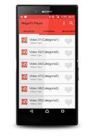 sony xperia player apk megatv player apk for sony android apk apps for