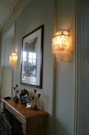Capiz Shell Sconce Gallery Jim Misner Light Designs